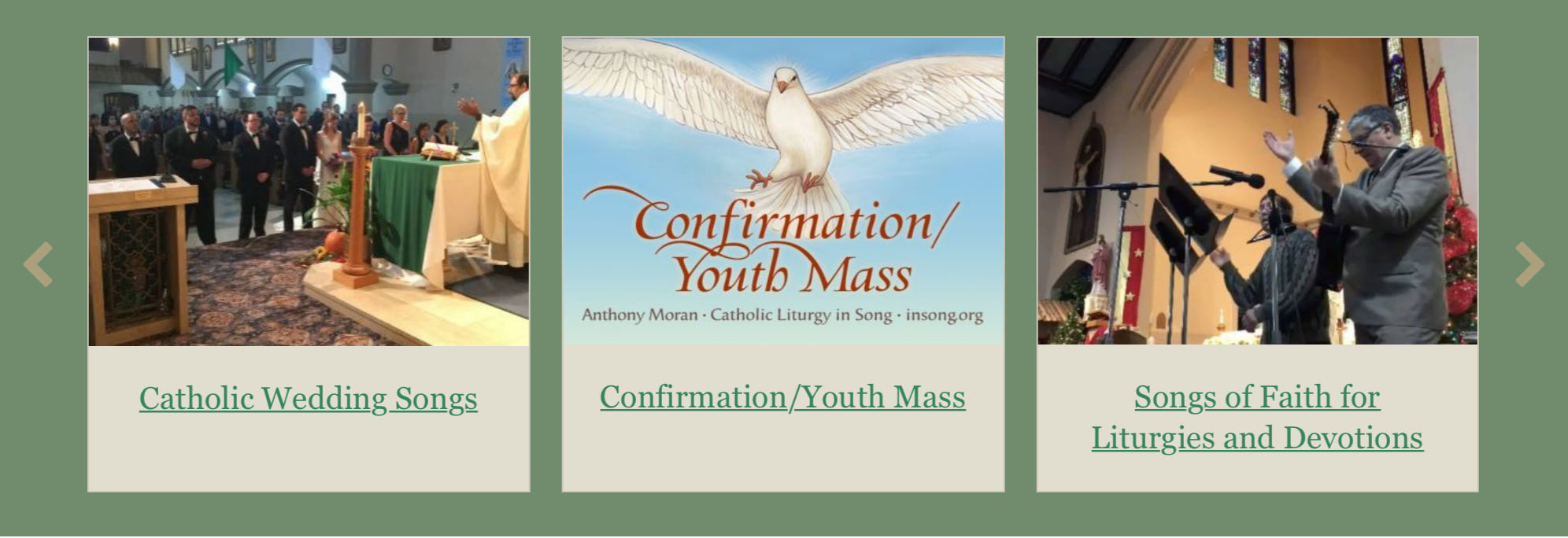 Top Catholic Songs | – share, learn, promote