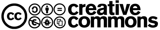 Creative Commons license icon